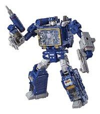 Transformers Siege robot War for Cybertron - Voyager Class - Soundwave-Côté droit