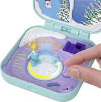 Polly Pocket Hidden Hideouts Frosty Fairytale-Image 1