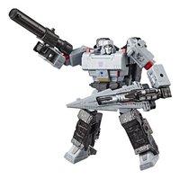 Transformers Siege robot War for Cybertron - Voyager Class - Megatron-Côté droit