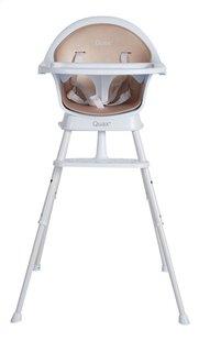 Quax Chaise haute Ultimo 3 blanc-Avant