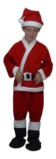 Goodmark verkleedpak Kerstman maat 122/134