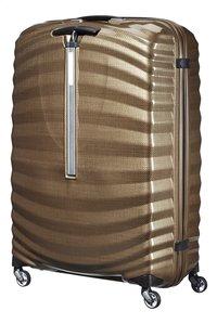 Samsonite Valise rigide Lite-Shock Spinner sand 81 cm-Arrière