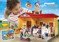 Playmobil Country 5348 Mijn meeneem paardenstal-Afbeelding 1