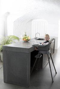 Quax Chaise haute Ultimo 3 blanc-Image 1