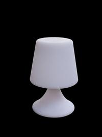 Tafellamp met Bluetooth speaker wit-Afbeelding 3