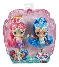 Fisher-Price figuur Shimmer & Shine Sweetie genies-Vooraanzicht