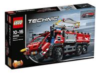 LEGO Technic 42068 Vliegveld-reddingsvoertuig