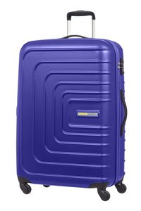 American Tourister Harde reistrolley Sunset Square Spinner nautical blue 77 cm