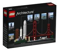 LEGO Architecture 21043 San Francisco-Arrière