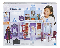 Disney La Reine des Neiges II Le château d'Arendelle-Avant