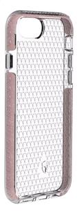 bigben cover Force Case iPhone X transparant/rose-Linkerzijde