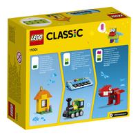 LEGO Classic 11001 Stenen en ideeën-Achteraanzicht