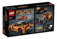 LEGO Technic 42093 Chevrolet Corvette ZR1-Arrière