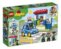 LEGO DUPLO 10902 Politiebureau-Achteraanzicht
