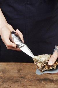 Point-Virgule Couteau à huîtres Adam 7,5 cm-Image 3