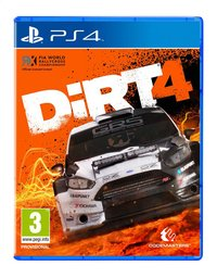 PS4 Dirt 4 FR/ANG