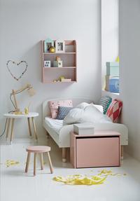 Opbergbankje Flexa Play roze-Afbeelding 3