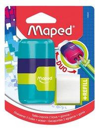 Maped slijper 2 gaatjes + gom-Vooraanzicht