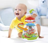 baby Clementoni toupie Animals' Fun Park-Image 1