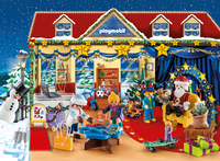PLAYMOBIL 70188 Adventskalender Speelgoedwinkel-Afbeelding 1