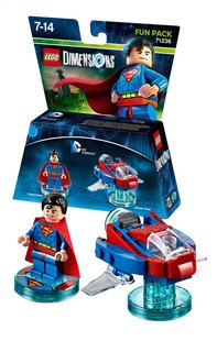 LEGO Dimensions figurine Fun Pack DC Comics 71236 Superman