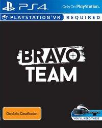 PS4 Bravo Team VR FR/ANG