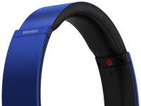 Sony casque Bluetooth MDR-XB650BT bleu-Vue du haut