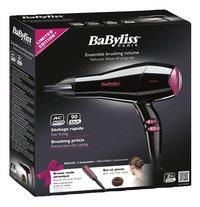 BaByliss Sèche-cheveux Bun Knot D412PE-Avant