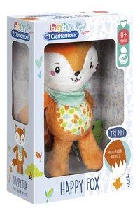 baby Clementoni Happy Fox 29 cm-Linkerzijde