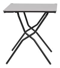 Lafuma Table pliante Anytime stone L 64 x Lg 68 cm