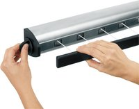 Brabantia uittrekbare wasdraad mat staal-Artikeldetail