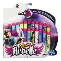 Nerf Rebelle Refill - 24 pièces