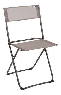 Lafuma Chaise pliante Anytime ecorce-Avant