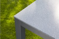 Suns Blue Table de jardin Bonito anthracite L 180 x Lg 90 cm-Détail de l'article