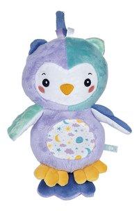 baby Clementoni muzikale knuffel Goodnight Owl-commercieel beeld