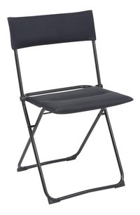 Lafuma Chaise pliante Anytime Air Comfort acier-Avant