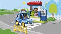 LEGO DUPLO 10902 Politiebureau-Afbeelding 1