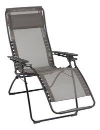 Lafuma Chaise longue Futura graphite