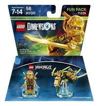LEGO Dimensions figurine Fun Pack Ninjago 71239 Lloyd