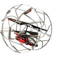 Air Hogs helikopter RC Roller Copter grijs-Vooraanzicht