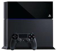 PlayStation 4 console 500 Go-Côté gauche