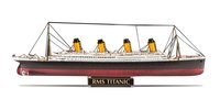 Revell modelbouwdoos R.M.S. Titanic 100th Anniversary-Vooraanzicht