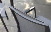 Tuinstoel Bondi grijs/antraciet-Afbeelding 2