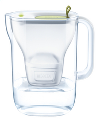 Brita Waterfilter Style fill & enjoy lime 2,4 l met 3 Maxtra+ filterpatronen