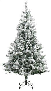 Sapin de Noël enneigé 90 cm