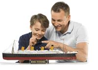 Revell modelbouwdoos R.M.S. Titanic 100th Anniversary-Afbeelding 2