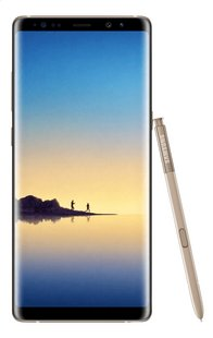 Samsung smartphone Galaxy Note8 Or Topaze-Détail de l'article