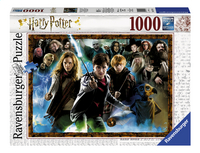 Ravensburger puzzel Harry Potter de tovenaarsleerling-Vooraanzicht