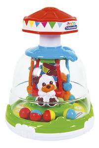 baby Clementoni toupie Animals' Fun Park-commercieel beeld