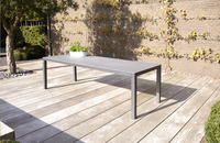 Suns Blue Table de jardin Bonito anthracite L 180 x Lg 90 cm-Image 3